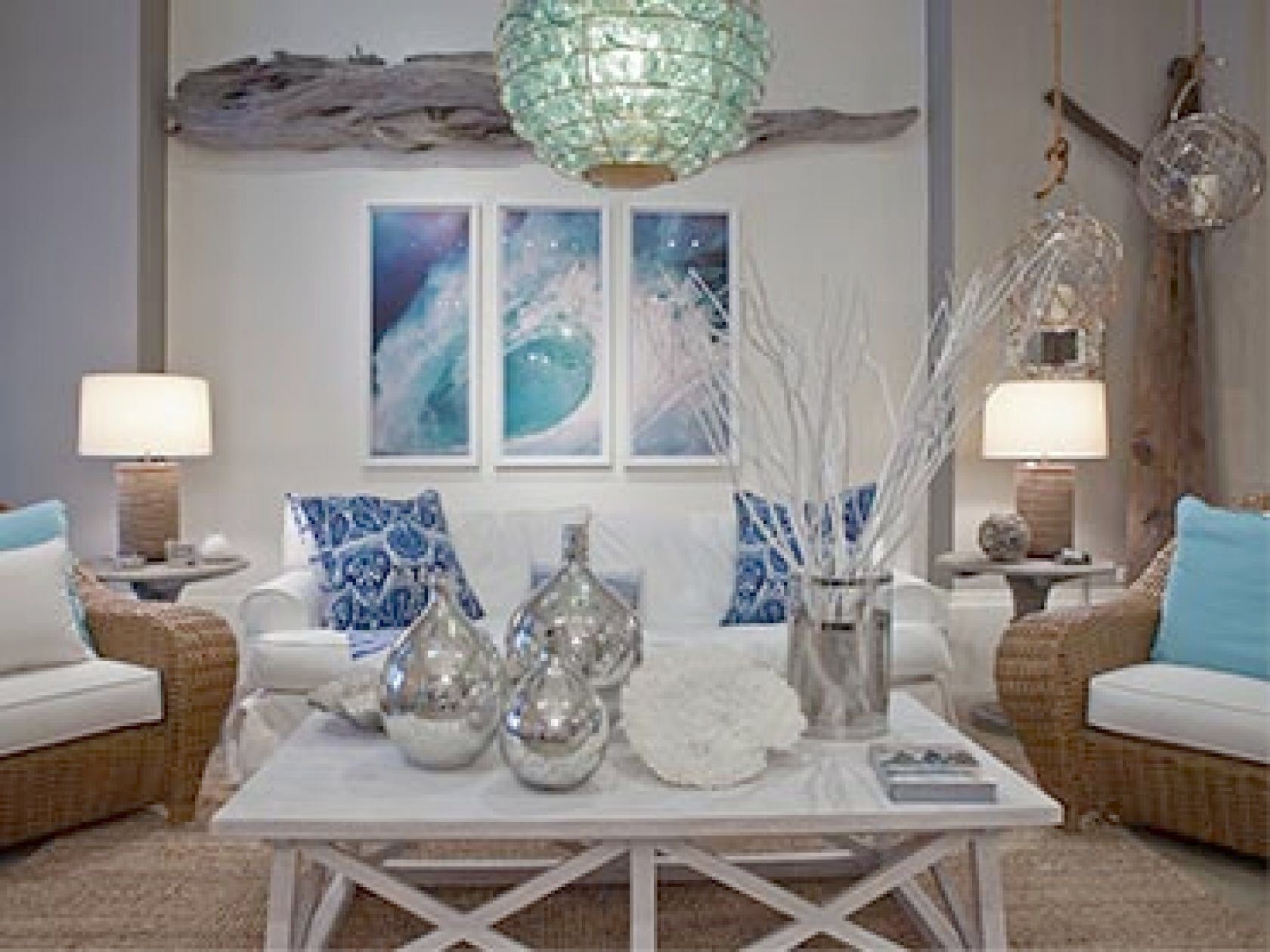 Awesome Beach Decor Furniture Nautical Home Decor Coastal Furnishings