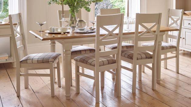 Oak Dining Tables | Solid Wood Dining Tables | Oak Furnitureland