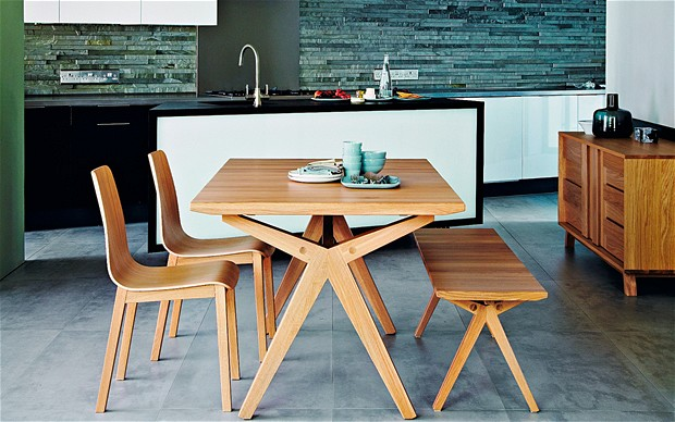 With the Grain - Design notebook: Oak furniture from John Lewis
