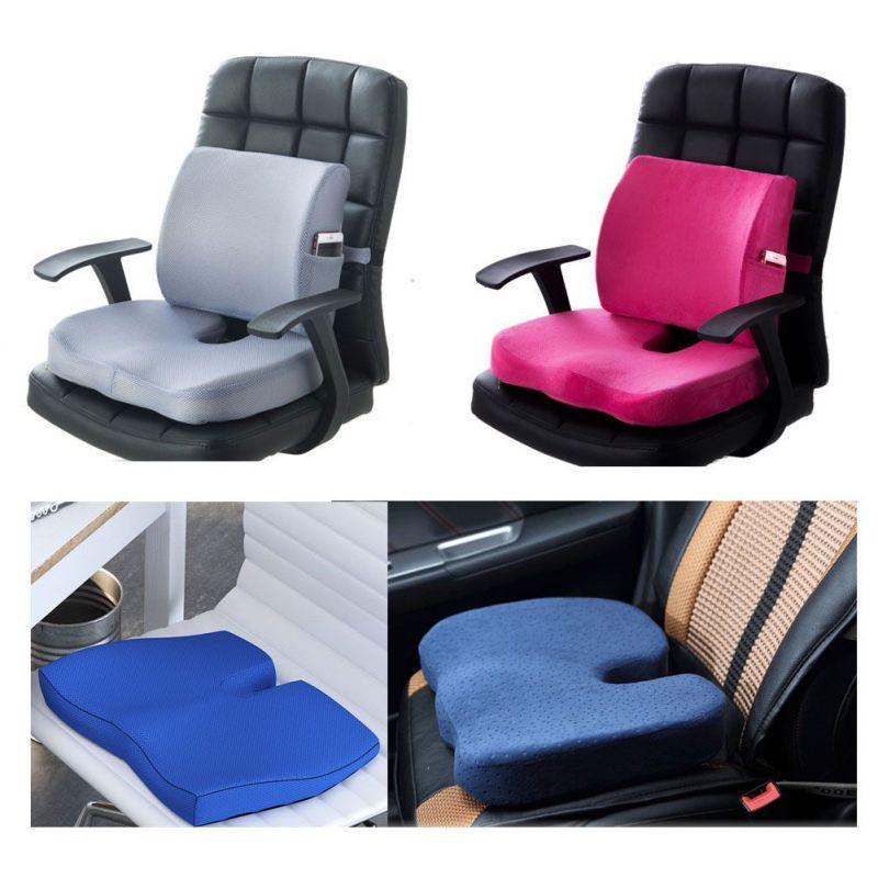 Soft Memory Office Chair Hips Pillow Seat Cushion Pad Lumbar Coccyx  47*36*7cm Pillow U Shape Slow Rebound Pillow Set Goose Pillows From  Griffith,