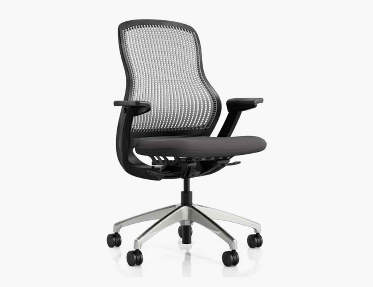 Best All-Around Office Chair: Knoll ReGeneration