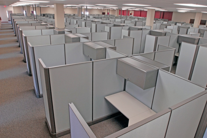 Used Office Cubicles Houston