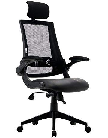 Home Office Chair Desk Ergonomic Computer Executive Modern Student Task  Adjustable Swivel High Back Wide Comfortable