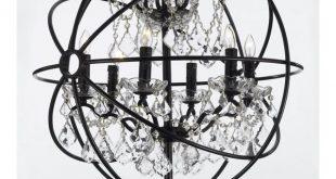 Willa Arlo Interiors Calderdale Orb 6-Light LED Globe Chandelier & Reviews  | Wayfair