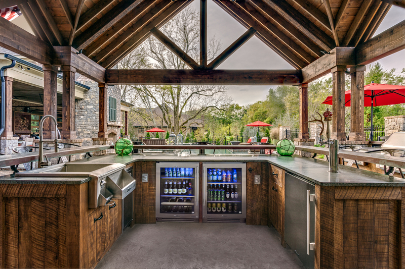 Outdoor Kitchens for Nashville, Brentwood and Franklin area and beyond