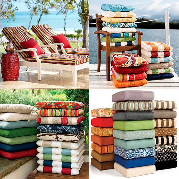 Outdoor Patio Cushions Manufacture