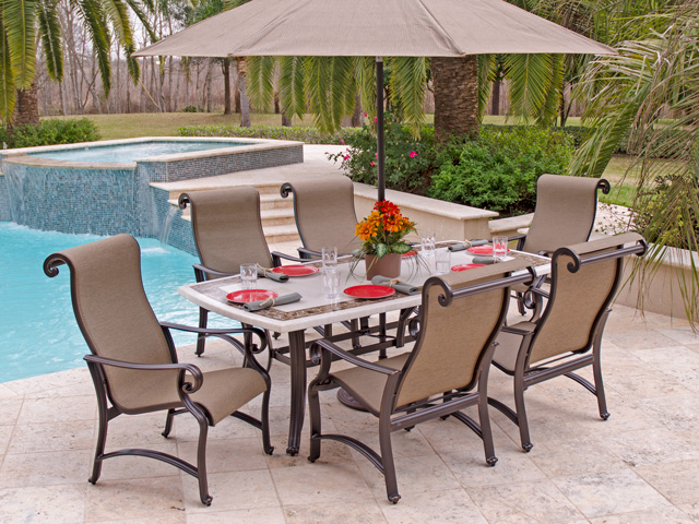 Outdoor and Patio Furniture Categories - Fortunoff Backyard Store
