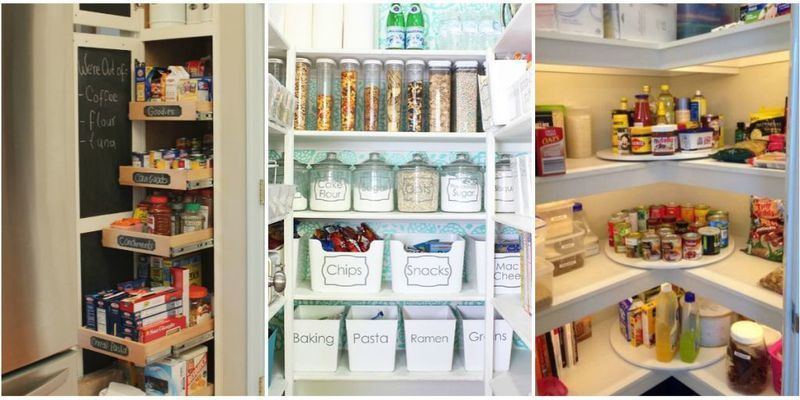 15 Clever Pantry Organization Ideas and Tricks - How to Organize a Pantry