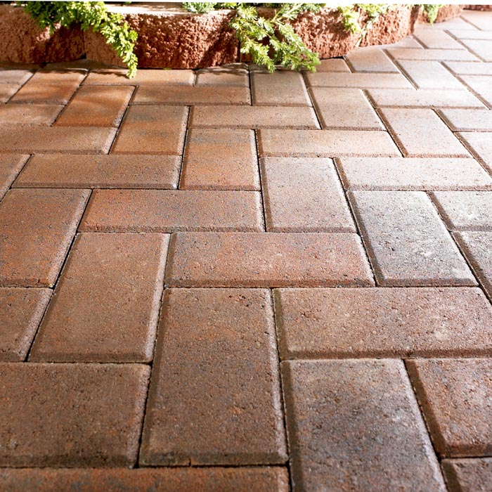 Patio Paver Stones.