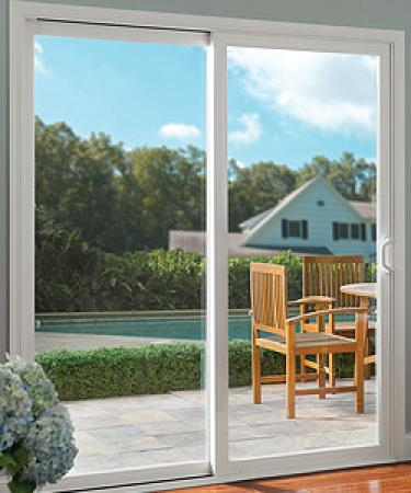 Vinyl Patio Doors