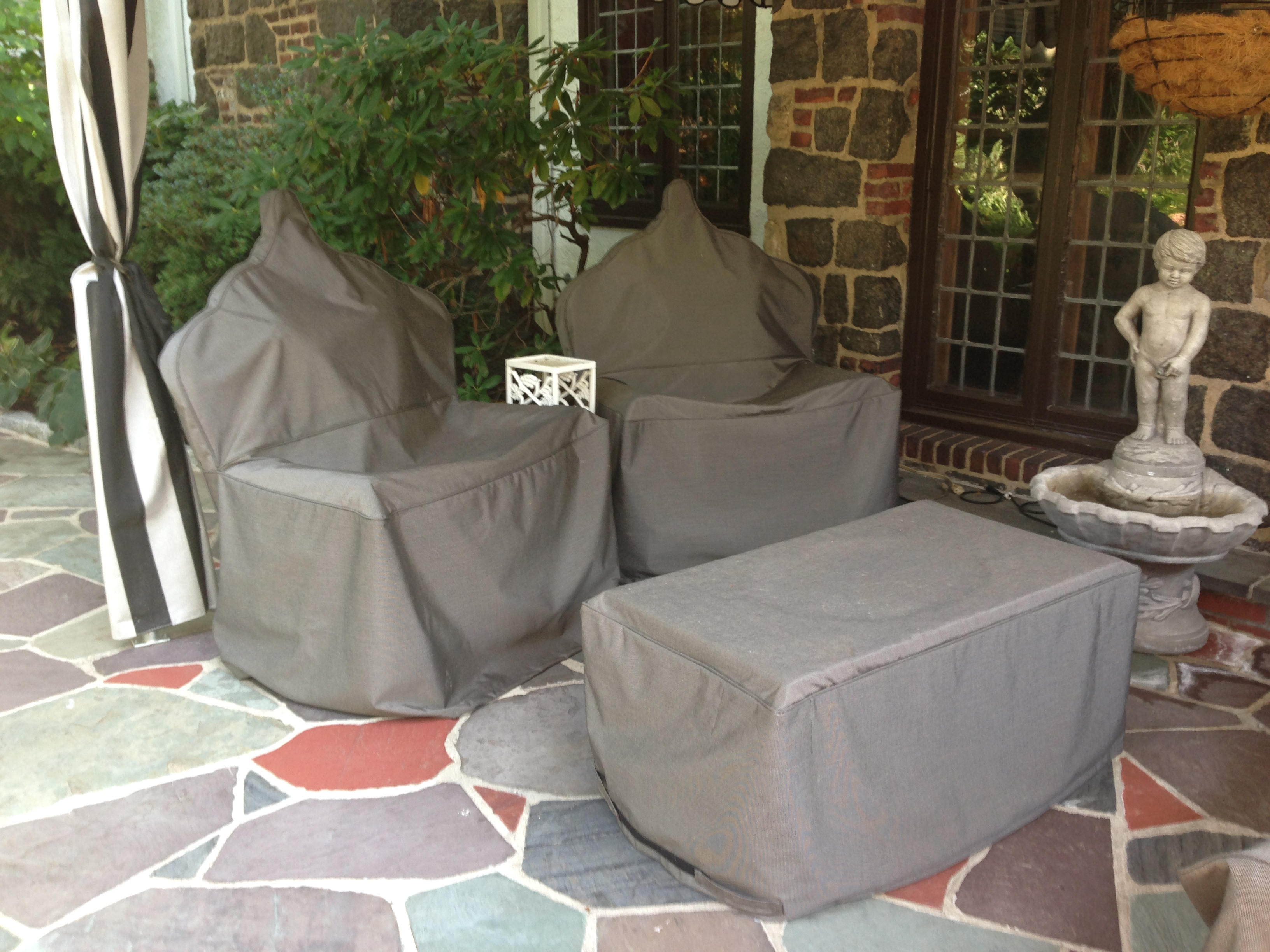 Custom Waterproof Patio Furniture Covers
