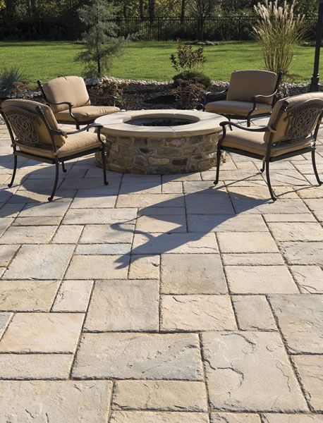 30+The Best Stone Patio Ideas | First home :D | Pinterest | Brick