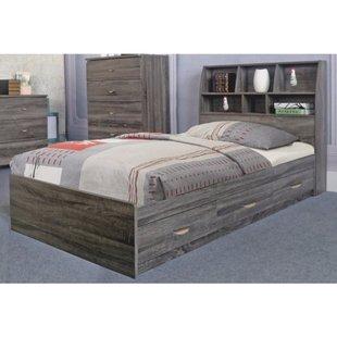 Doering Luxurious Storage Platform Bed