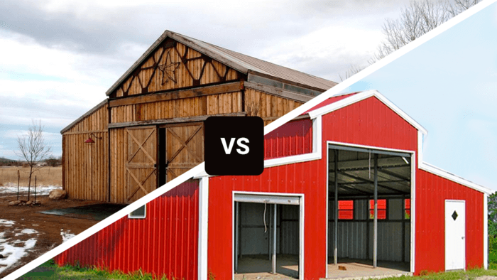 Pole Barns Vs. Metal Buildings: Which one is the best?