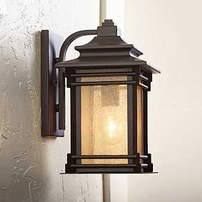 Outdoor Wall Lights - Porch and Patio