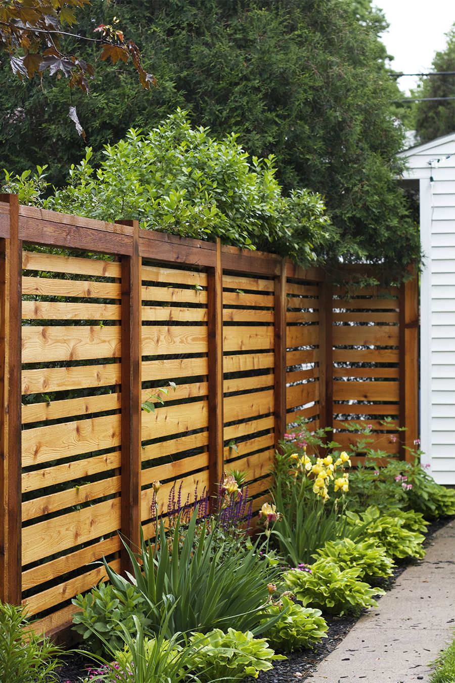 60 Privacy Fence Ideas and Design