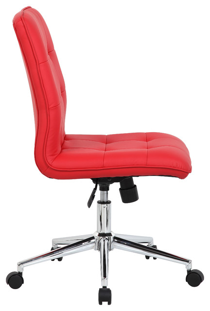 Boss Office Furniture Modern Office Chair, Black - Contemporary - Office  Chairs - by ergode