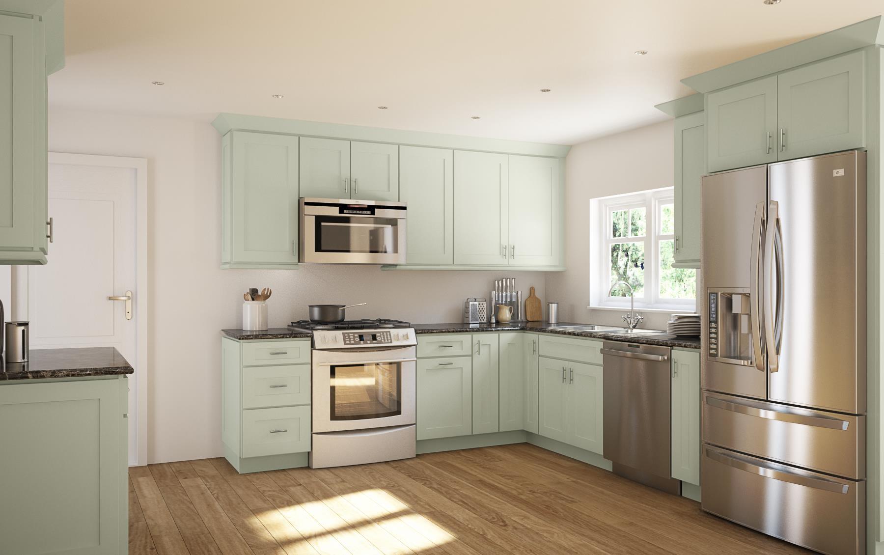 Retro Kitchen Design