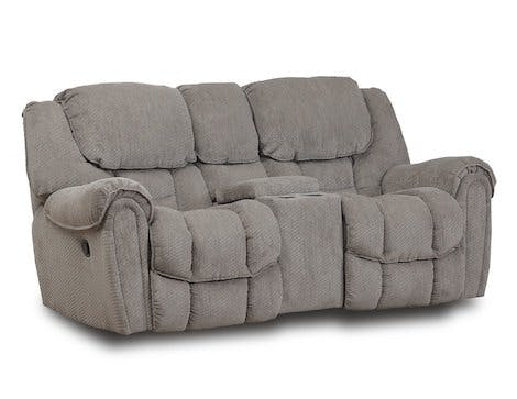HomeStretch Del Mar Rocking Loveseat with Console 000004550030