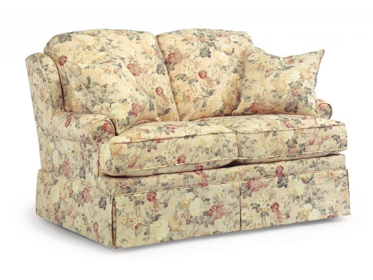 Danville Rocking Loveseat