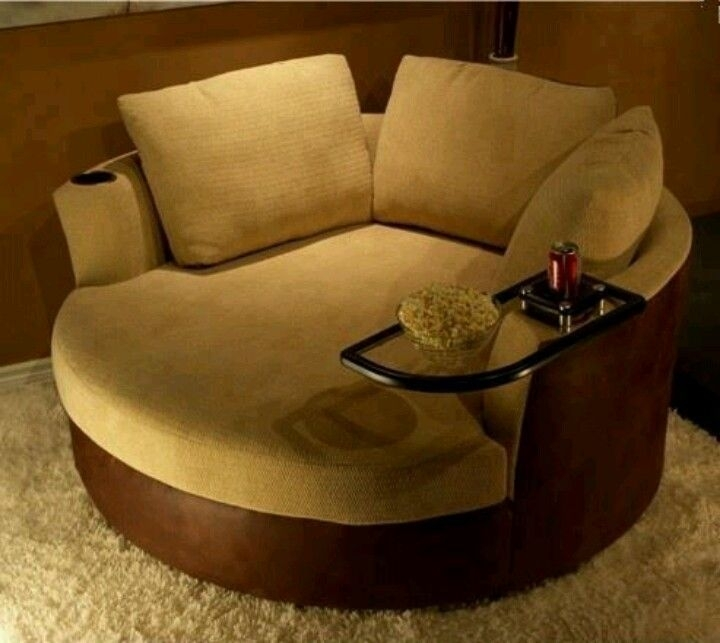 Cozy Brilliant Round Living Room Chairs With Emejing Round Couch Chair