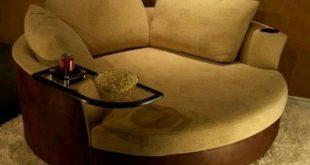 Round Sofa Chair - Traveller Location