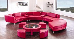 Latest Unique Round Sofa Set designs