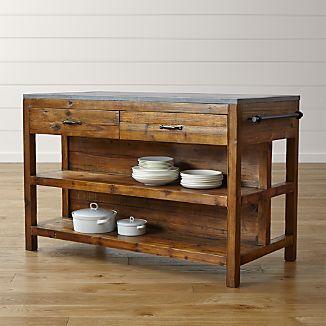 Rustic Furniture | Crate and Barrel