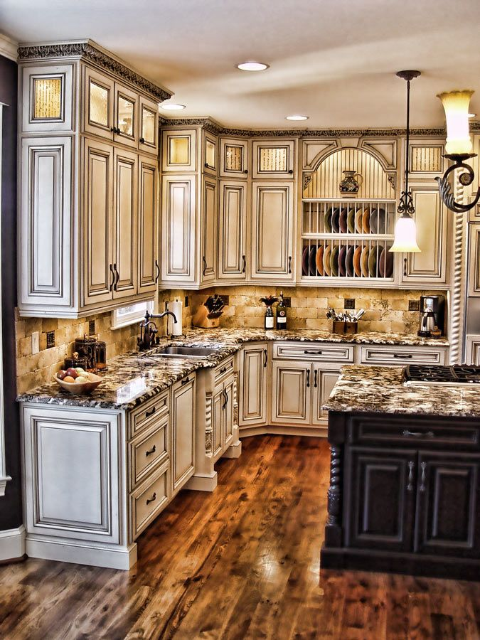I will have this kitchen and spend 85% of my time in it.