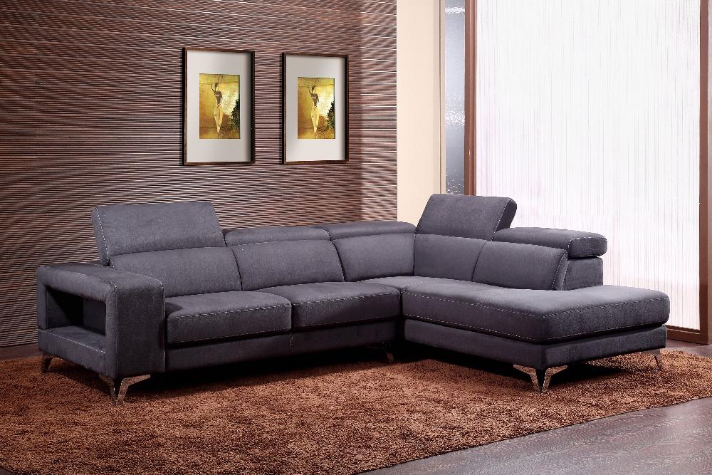 Wholesale living room sofa furniture sets 1533 corner sofa sectional sofa
