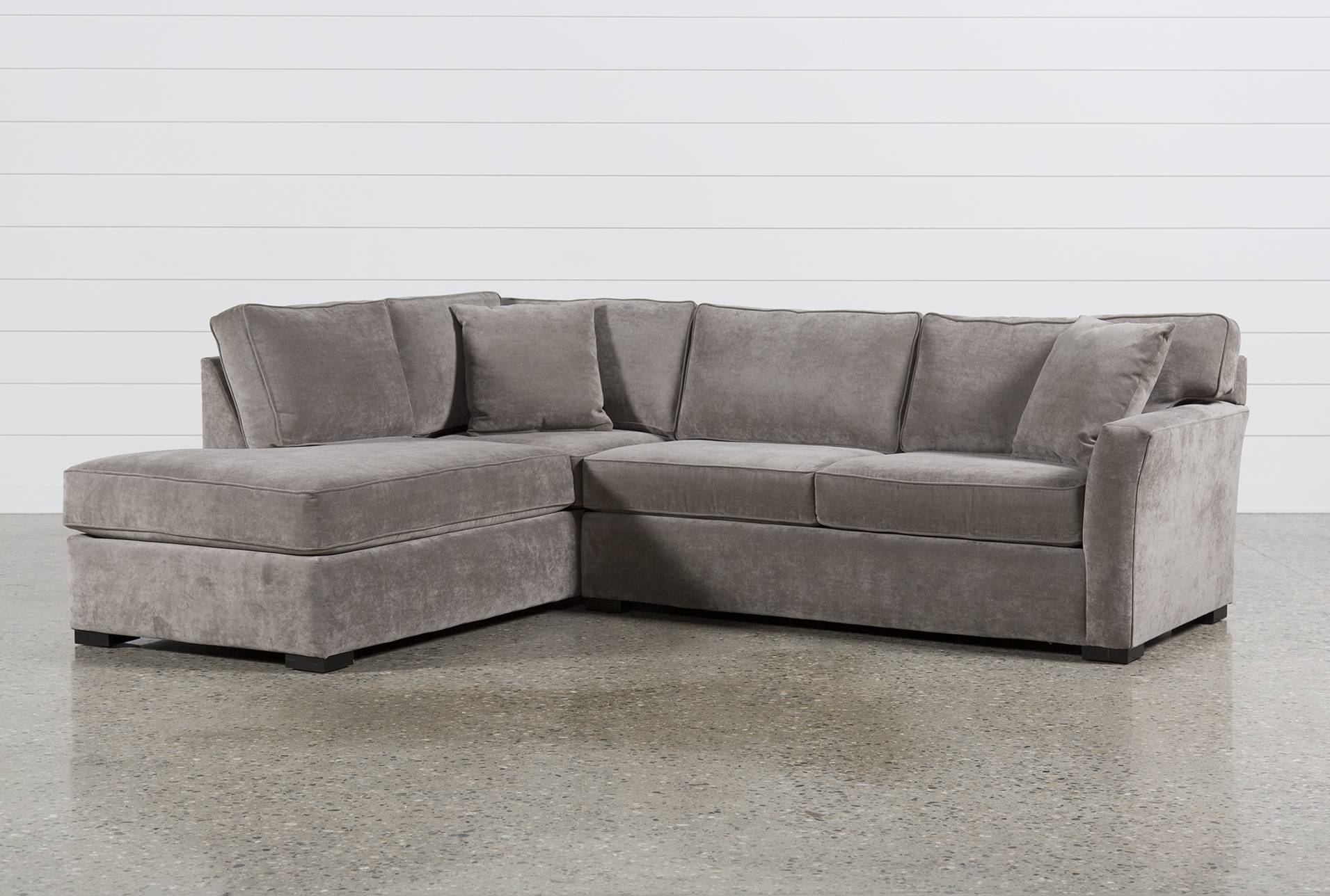 Sectional With Sofa Bed