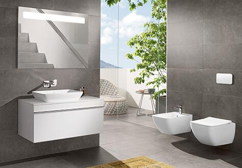 Bathroom planner - design your own dream bathroom online | Villeroy