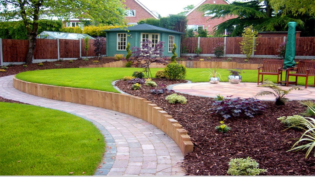 Front Yard Landscape Design-Simple Landscaping Ideas