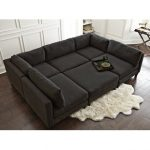 Sleeper Sectional Couch