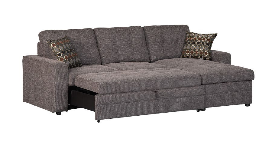 Gus Collection 501677 Sleeper Sectional Sofa