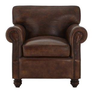 Layd Leather Armchair