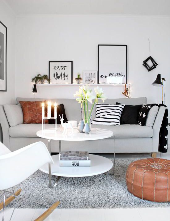 10 Ideas To Decorate Your Small Living Room | For more ideas, click the  picture or visit www.Traveller Location.uk