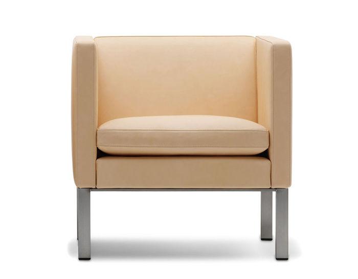 Ej51 Small Lounge Chair. from erik jorgensen