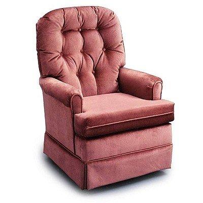 Small rocker recliner