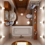 Small Size Bathroom