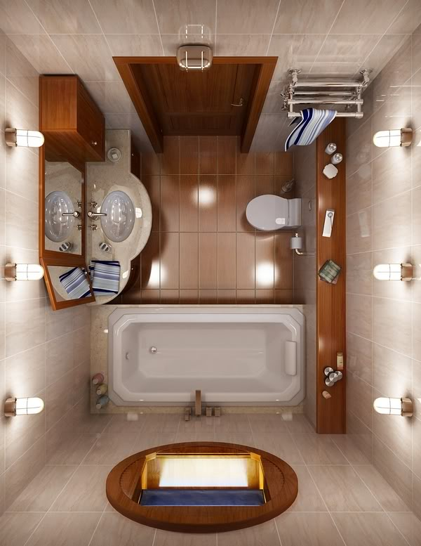 Small Size Bathroom