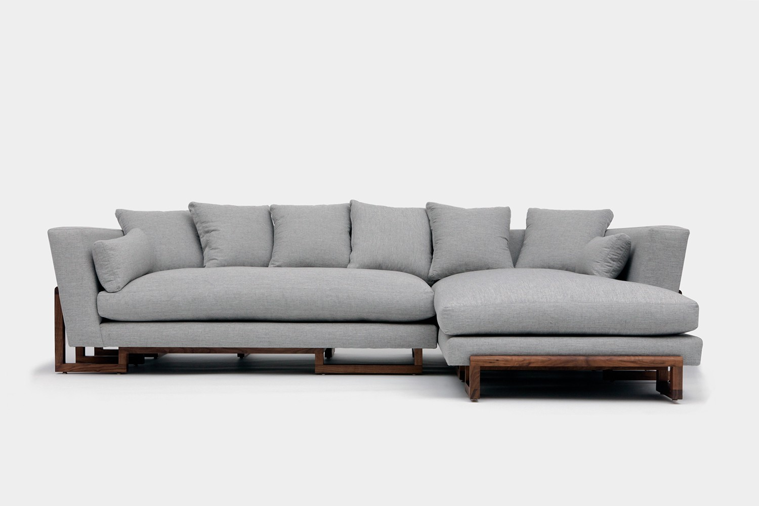 Sofas + Lounge Chairs. LRG Sectional