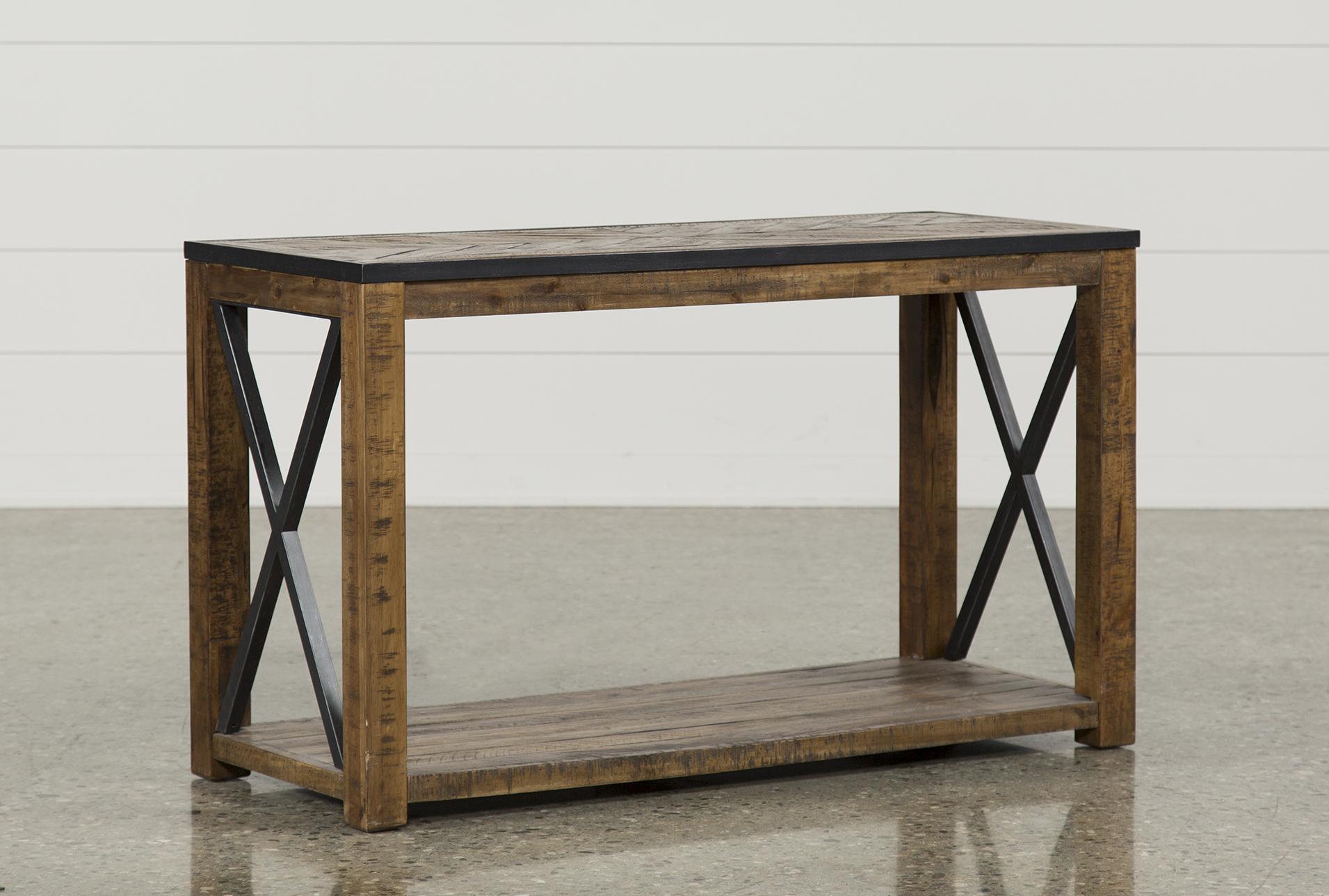 Tillman Sofa Table - 360