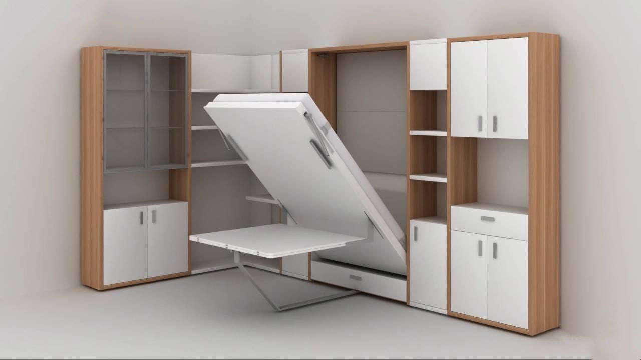 Great Space Saving Ideas - Smart Furniture #2