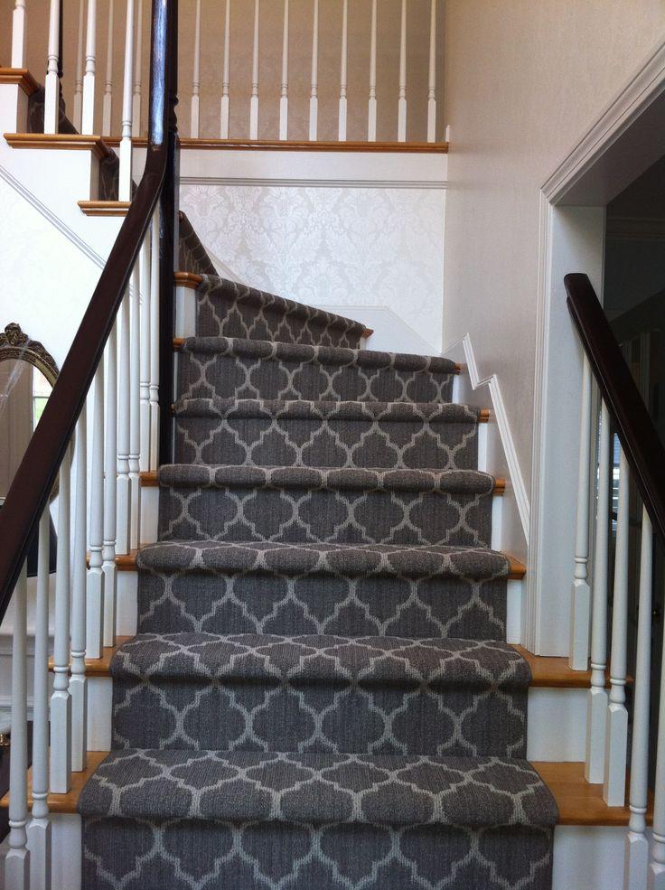 Stair Carpet Runner Pattern