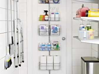 Clever Storage Ideas for Your Tiny Laundry Room