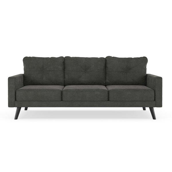 Suede Sofa