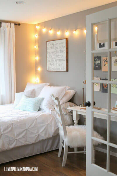 Teen Room Idea by Lemonade Makin Mama - Traveller Location