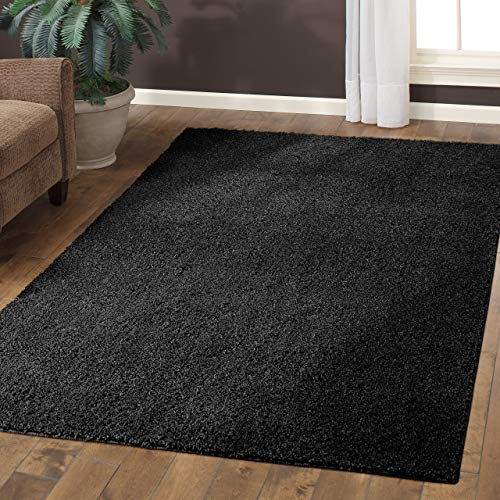 Maples Rugs Kitchen Rug - Catriona 2.5 x 4 Non Skid Small Accent Throw Rugs  [