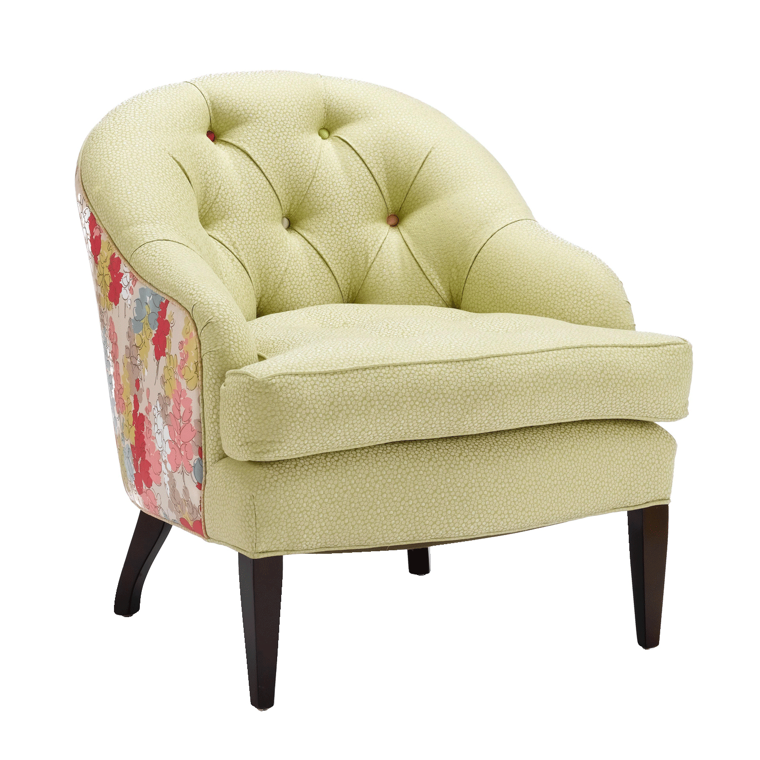 Zoom image Mabel Arm Chair Traditional, Upholstery Fabric, Armchairs Club  Chair by Nina Campbell